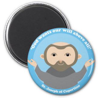 St. Joseph of Cupertino 6 Cm Round Magnet