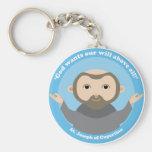 St. Joseph of Cupertino Keychains