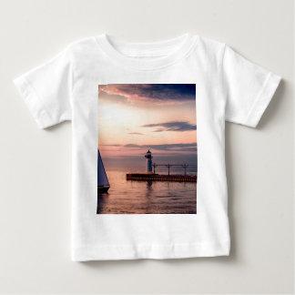 St. Joseph Sailboat Baby T-Shirt