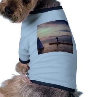 St. Joseph Sailboat Ringer Dog Shirt