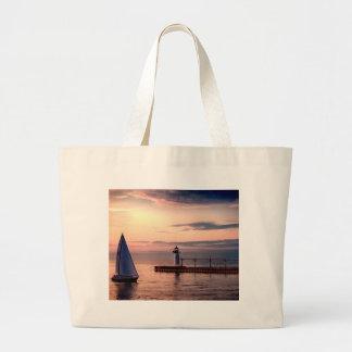 St. Joseph Sailboat Tote Bag