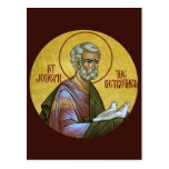 St. Joseph the Betrothed Prayer Card Post Cards