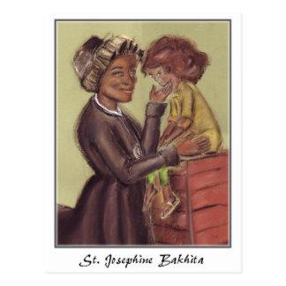 St Josephine Bakhita Postcard
