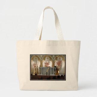 St. Joseph's Cathedral - Main Altar Jumbo Tote Bag