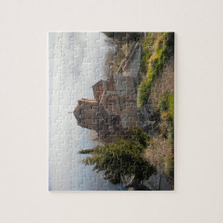 St. Jovan Church on Lake Ohrid Jigsaw Puzzle