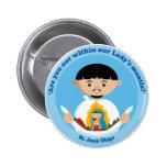 St. Juan Diego Buttons