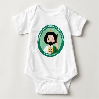 St. Jude the Apostle Baby Bodysuit