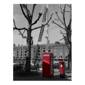 St Katherine's Dock Postcard