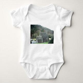 St.Kevins Church,Glendalough,Co.Wicklow,Ireland Baby Bodysuit