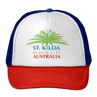 St.Kilda Beach Cap bold logo