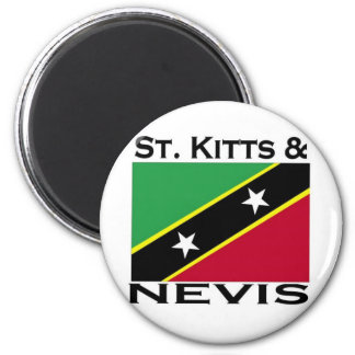 St. Kitts and Nevis Magnet
