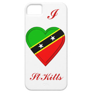 St Kitts flag Case For The iPhone 5