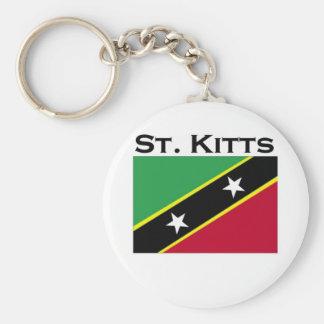 St. Kitts Key Ring