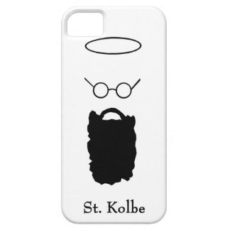 St. Kolbe's beard icon iphone case iPhone 5 Cover