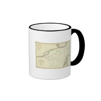 St. Lawrence and Adjacent Country Mug