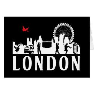 st_london-skyline-zgc greeting card