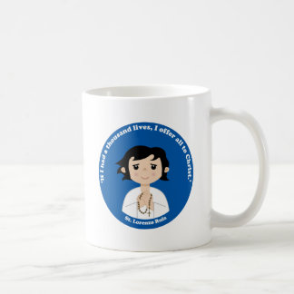 St. Lorenzo Ruiz Coffee Mug