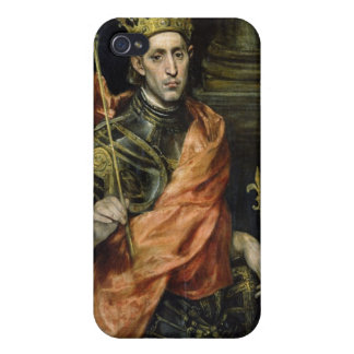 St. Louis  and his Page, c.1585-90 iPhone 4/4S Cover