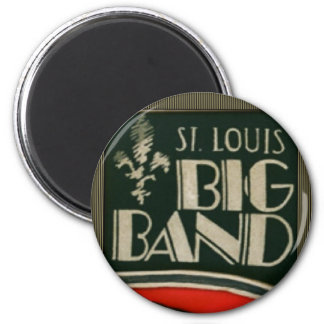 St. Louis Big Band Magnet