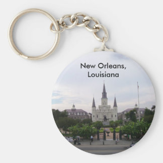 St Louis Cathedral Key Ring