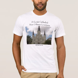 St Louis Cathedral T-Shirt
