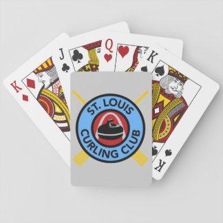 St Louis Curling Club Card Deck