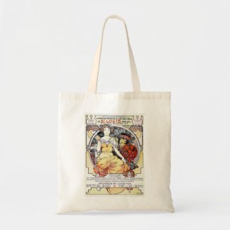 """St. Louis Exposition Art by Mucha"" Bag"