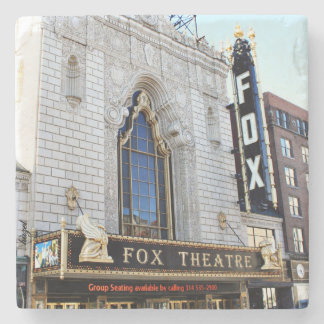 St. Louis,Fabulous Fox Theatre,Saint Louis Coaster Stone Coaster