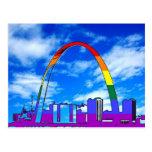St. Louis GLBT Pride Post Card