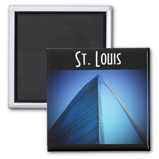 St. Louis Magnet - Customised