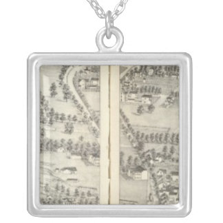 St. Louis, Missouri 25 Silver Plated Necklace