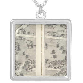 St. Louis, Missouri 6 Silver Plated Necklace