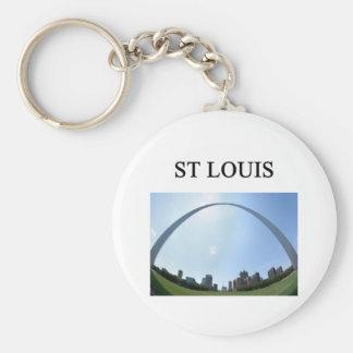 ST LOUIS missouri arch Key Ring