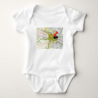St. Louis, Missouri Baby Bodysuit