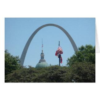 St. Louis, Missouri Card