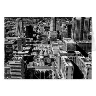 St. Louis, MO Downtown Card