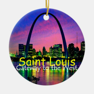 St. Louis Ornament