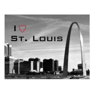 St. Louis Postcard