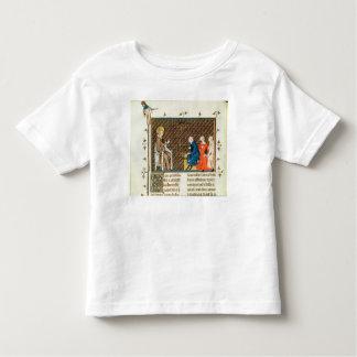 St. Louis teaching his children Toddler T-Shirt