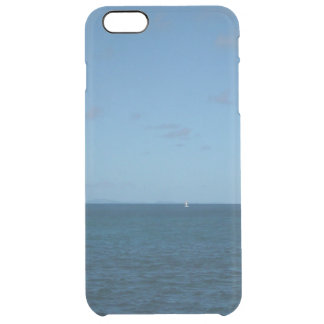 St. Lucia Horizon Blue Ocean Uncommon Clearly™ Deflector iPhone 6 Plus Case