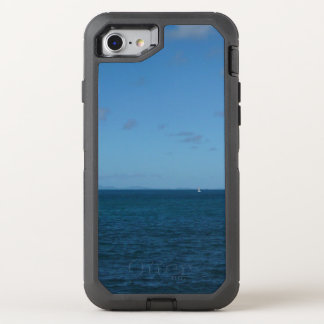 St. Lucia Horizon Blue Ocean OtterBox Defender iPhone 7 Case