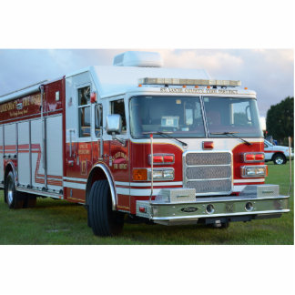 st lucie county firetruck front end fire truck photo sculptures