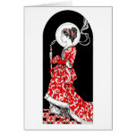St. Lucy of Syracuse Notecard Cards