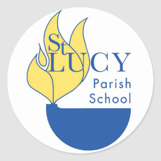 St. Lucy Stickers