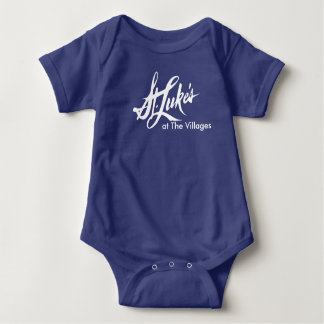 St. Luke's at The Villages baby suit Baby Bodysuit