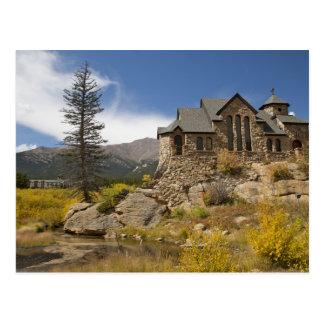 St. Malo Church - Chapel on the Rock II Postcard