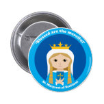 St. Margaret of Scotland Buttons