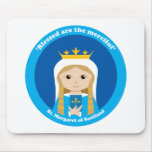 St. Margaret of Scotland Mousepads