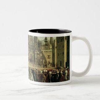 St. Mark Preaching in Alexandria, Egypt, 1504-07 Coffee Mug