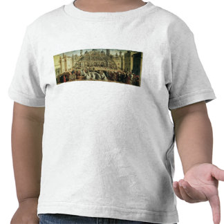 St. Mark Preaching in Alexandria, Egypt, 1504-07 Shirts